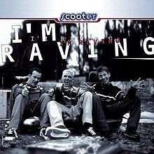 Coverafbeelding I'm Raving - Scooter