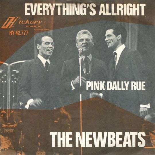 Coverafbeelding The Newbeats - Everything's Allright