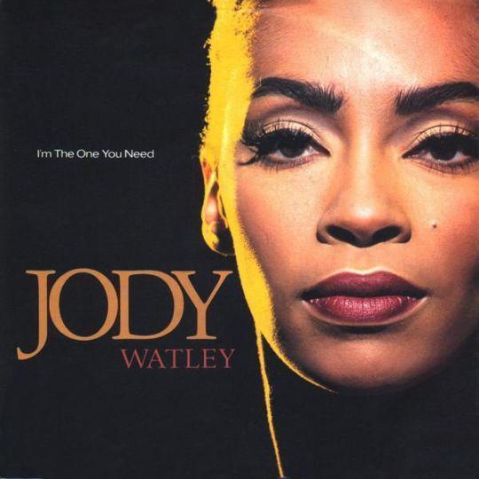 Coverafbeelding I'm The One You Need - Jody Watley