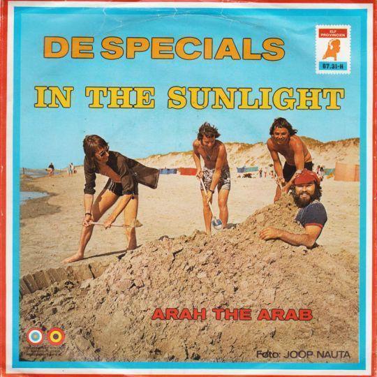 Coverafbeelding De Specials ((NLD)) - In The Sunlight