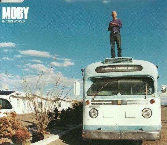 Coverafbeelding Moby - In This World