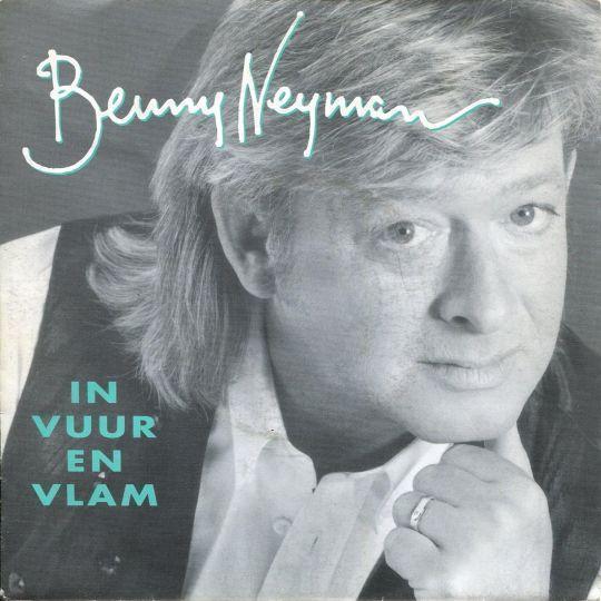 Coverafbeelding In Vuur En Vlam - Benny Neyman