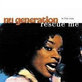 Coverafbeelding Nu Generation - In Your Arms - Rescue Me