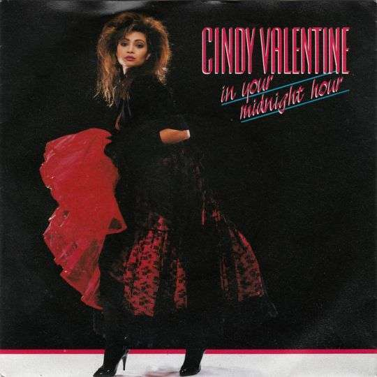 Coverafbeelding Cindy Valentine - In Your Midnight Hour