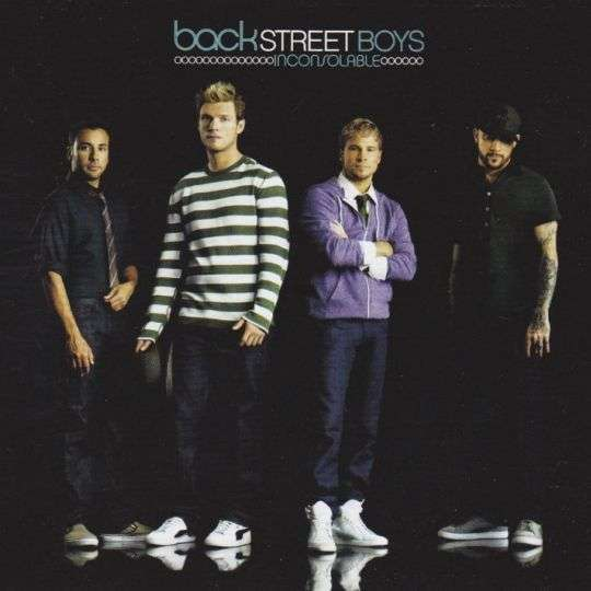 Coverafbeelding Inconsolable - Back Street Boys