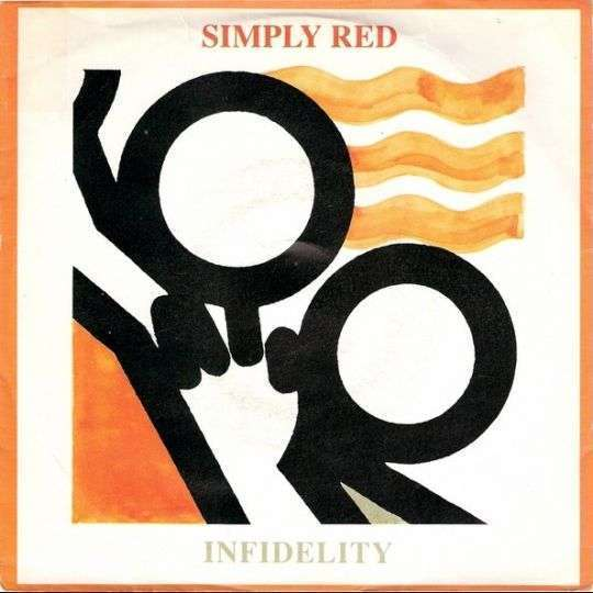Coverafbeelding Infidelity - Simply Red