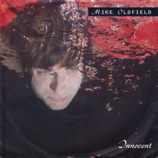 Coverafbeelding Innocent - Mike Oldfield