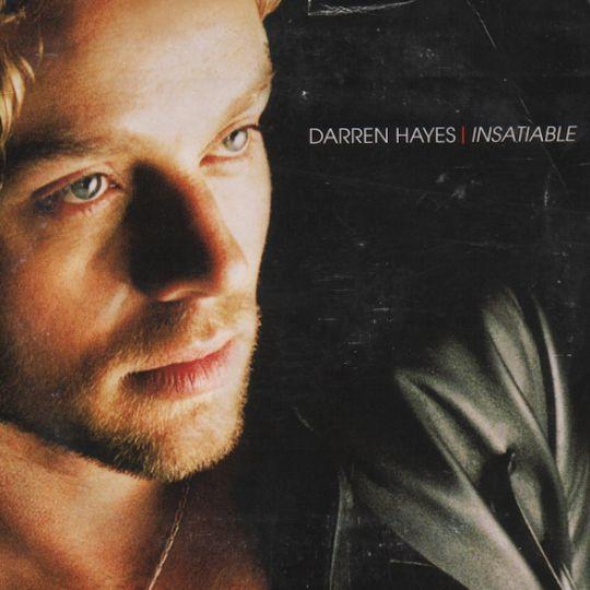 Coverafbeelding Darren Hayes - Insatiable