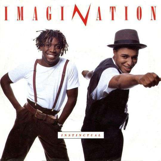Coverafbeelding Instinctual - Imagination