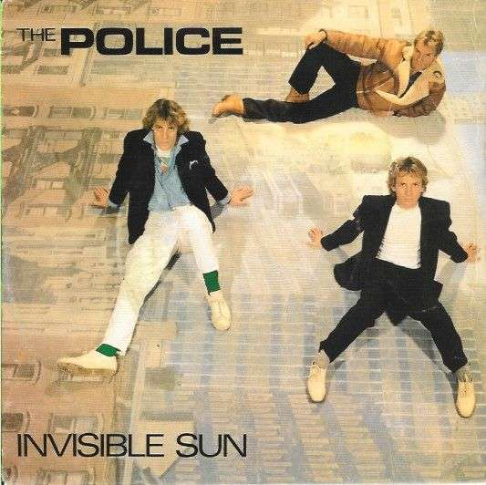 Coverafbeelding Invisible Sun - The Police