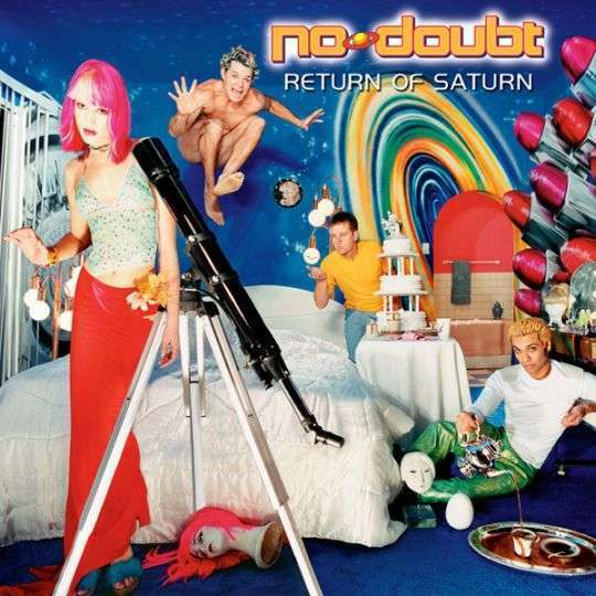 Coverafbeelding No Doubt - Ex-Girlfriend