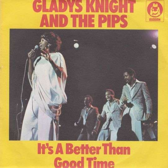 Coverafbeelding It's A Better Than Good Time - Gladys Knight And The Pips