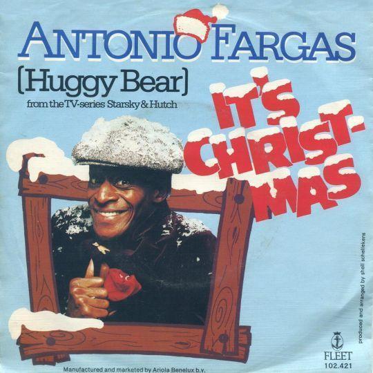 Coverafbeelding Antonio Fargas (Huggy Bear) From The TV-Series Starsky & Hutch - It's Christmas