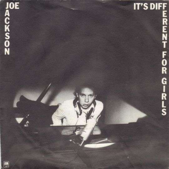 Coverafbeelding It's Different For Girls - Joe Jackson