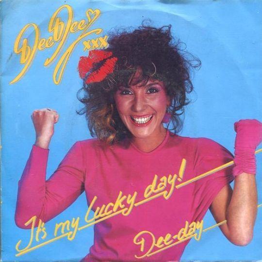 Coverafbeelding It's My Lucky Day! - Dee Dee