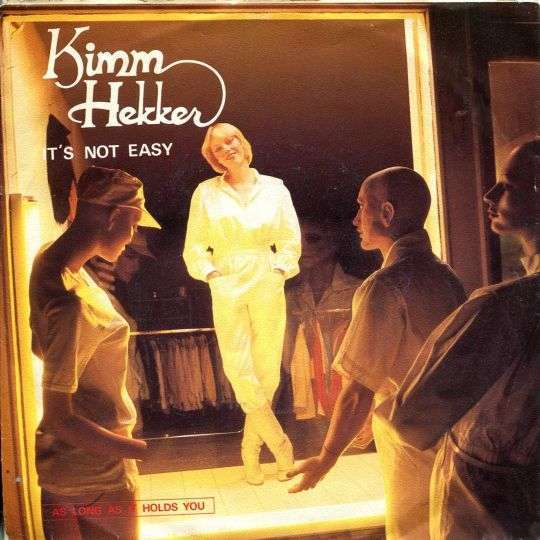 Coverafbeelding Kimm Hekker - It's Not Easy