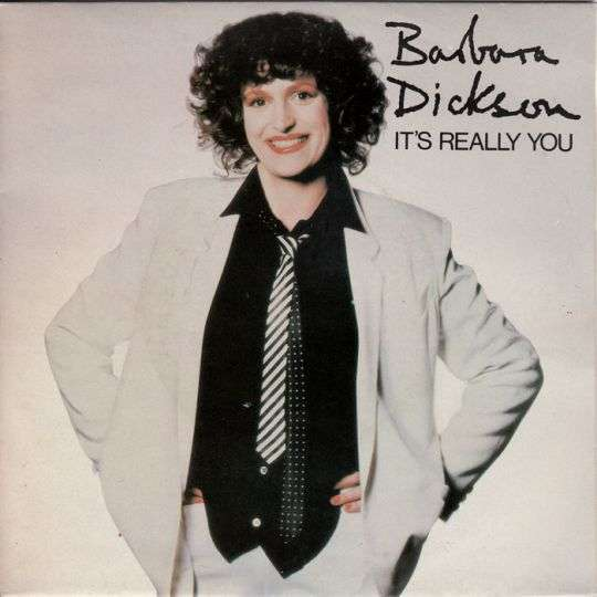 Coverafbeelding It's Really You - Barbara Dickson