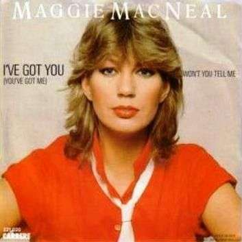 Coverafbeelding I've Got You (You've Got Me) - Maggie Macneal