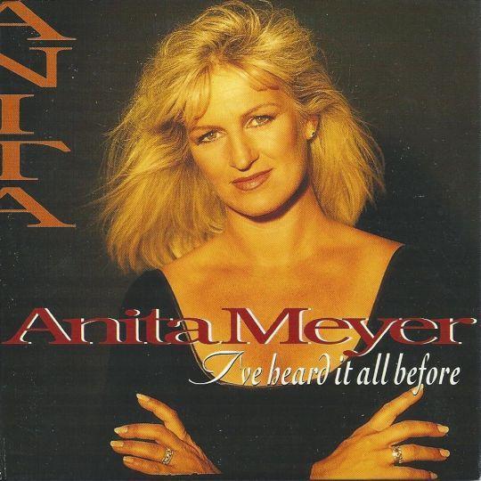 Coverafbeelding Anita Meyer - I've Heard It All Before