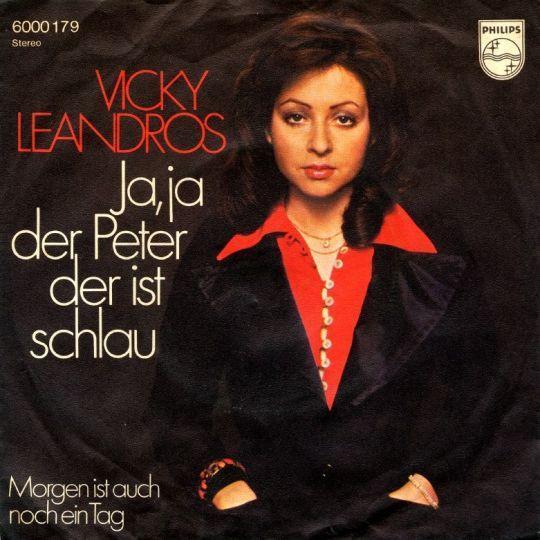 Coverafbeelding Ja, Ja Der Peter Der Ist Schlau - Vicky Leandros