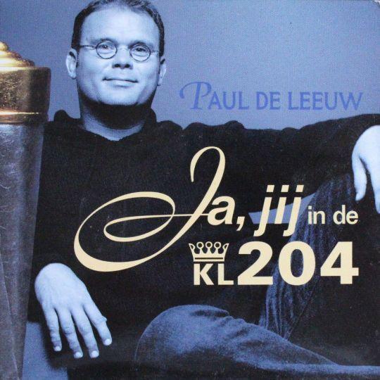 Coverafbeelding Ja, Jij In De Kl204 - Paul De Leeuw