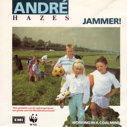 Coverafbeelding Jammer! - André Hazes