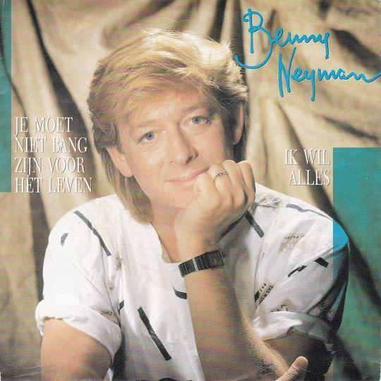 Coverafbeelding Je Moet Niet Bang Zijn Voor Het Leven - Benny Neyman