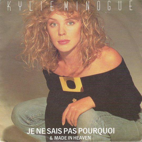 Coverafbeelding Je Ne Sais Pas Pourquoi - Kylie Minogue