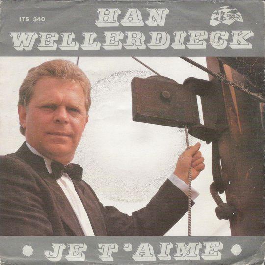 Coverafbeelding Han Wellerdieck - Je T'aime