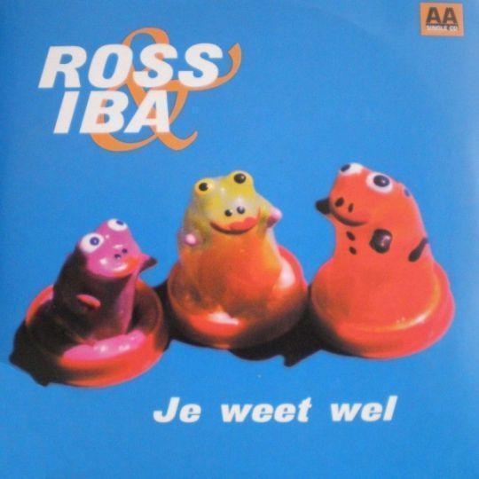 Coverafbeelding Ross & Iba - Je Weet Wel