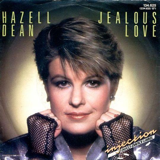 Coverafbeelding Jealous Love - Hazell Dean
