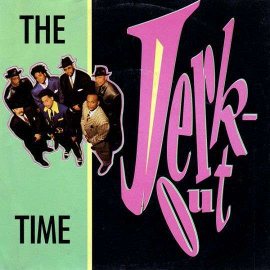 Coverafbeelding Jerk-Out - The Time