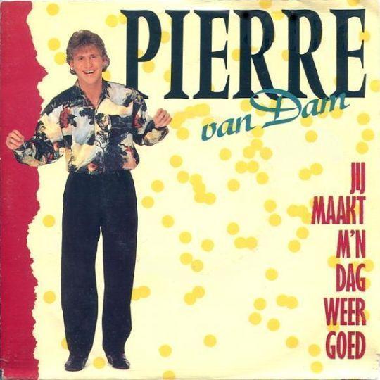 Coverafbeelding Jij Maakt M'n Dag Weer Goed - Pierre Van Dam