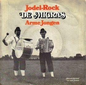 Coverafbeelding Jodel-rock - De Migra's