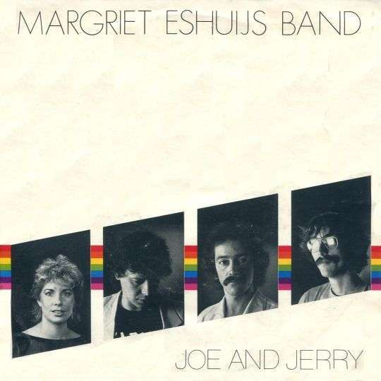 Coverafbeelding Joe And Jerry - Margriet Eshuijs Band