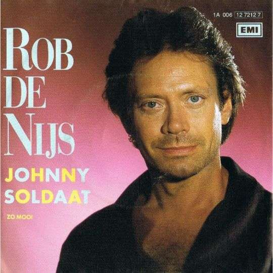 Coverafbeelding Johnny Soldaat - Rob De Nijs