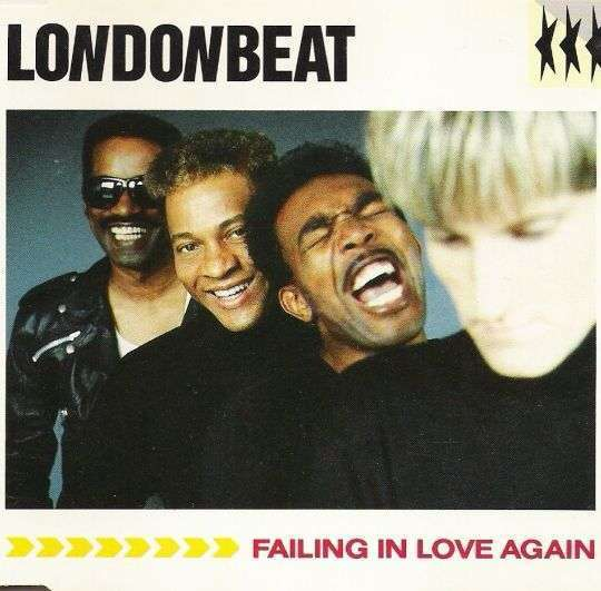 Coverafbeelding Failing In Love Again - Londonbeat