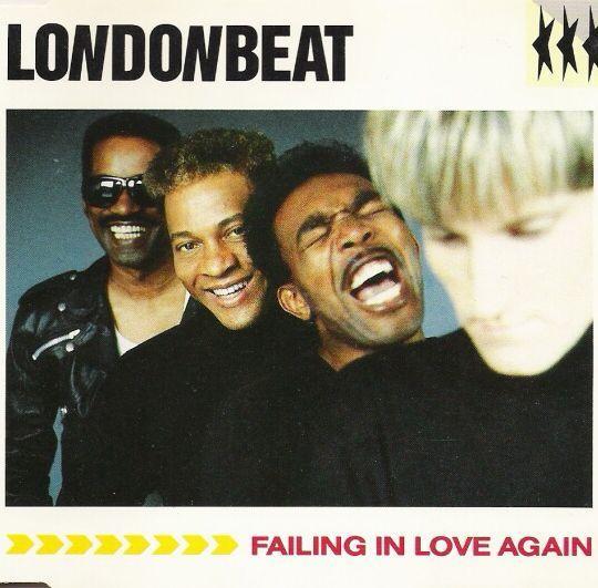 Coverafbeelding Londonbeat - Failing In Love Again