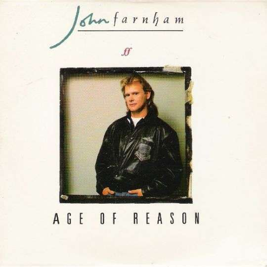 Coverafbeelding John Farnham - Age Of Reason