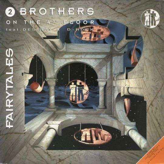Coverafbeelding Fairytales - 2 Brothers On The 4Th Floor Feat. Des'ray & D-Rock