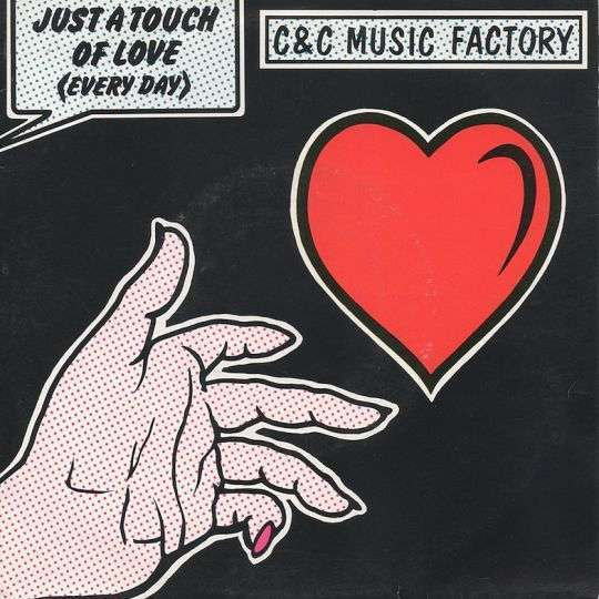 Coverafbeelding Just A Touch Of Love (Every Day) - C&c Music Factory