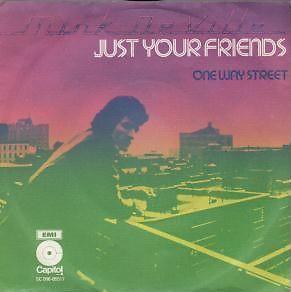 Coverafbeelding Just Your Friends - Mink De Ville