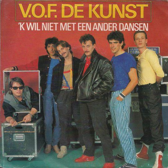 Coverafbeelding 'k Wil Niet Met Een Ander Dansen - V.o.f. De Kunst