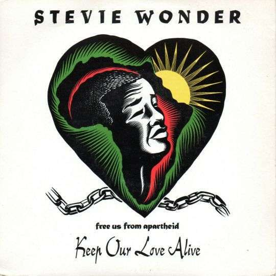 Coverafbeelding Keep Our Love Alive - Stevie Wonder