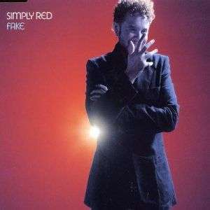 Coverafbeelding Simply Red - Fake