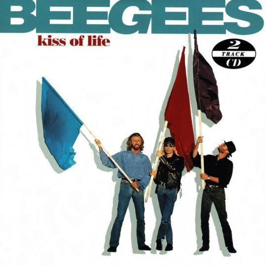 Coverafbeelding Kiss Of Life - Beegees