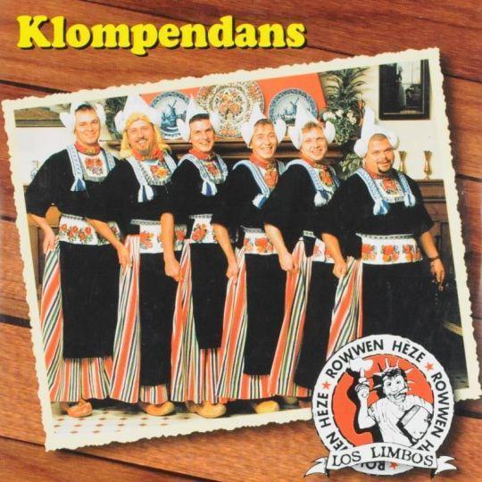 "Coverafbeelding Klompendans/ Klompendans ""parlando"" - Rowwen Hèze"