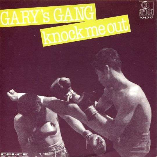 Coverafbeelding Gary's Gang - Knock Me Out