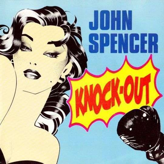 Coverafbeelding Knock-Out - John Spencer