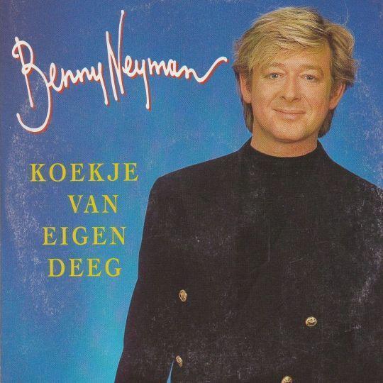Coverafbeelding Koekje Van Eigen Deeg - Benny Neyman